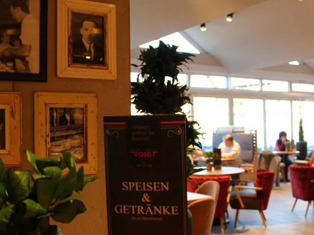 Voigt Filiale Bornheim Cafe