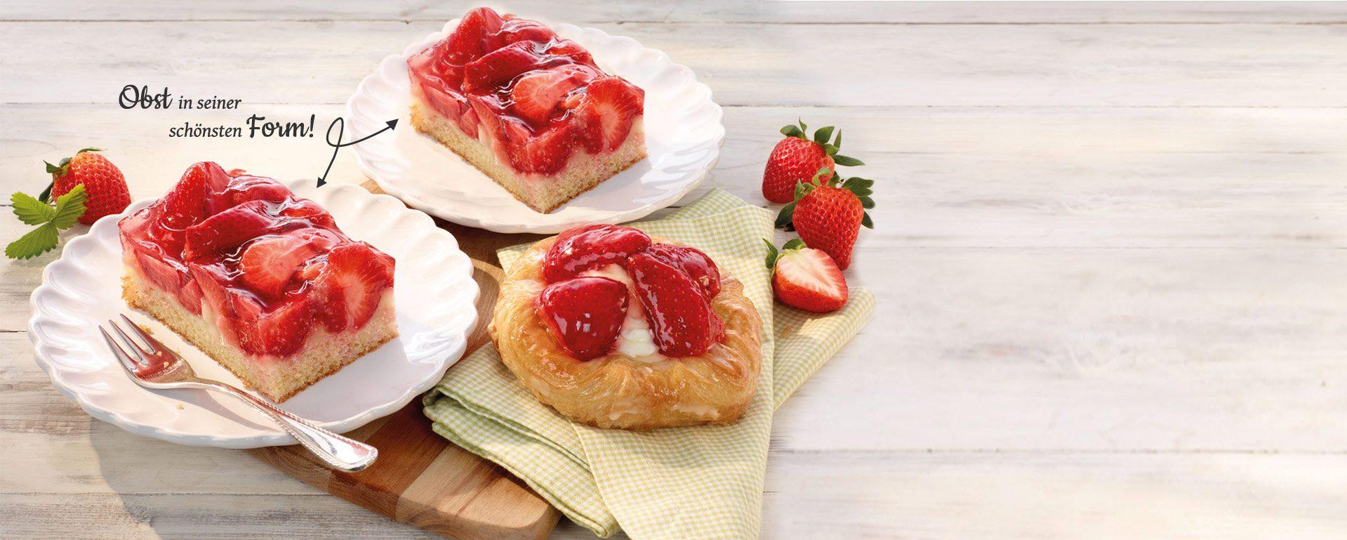 Slideshow Erdbeeren