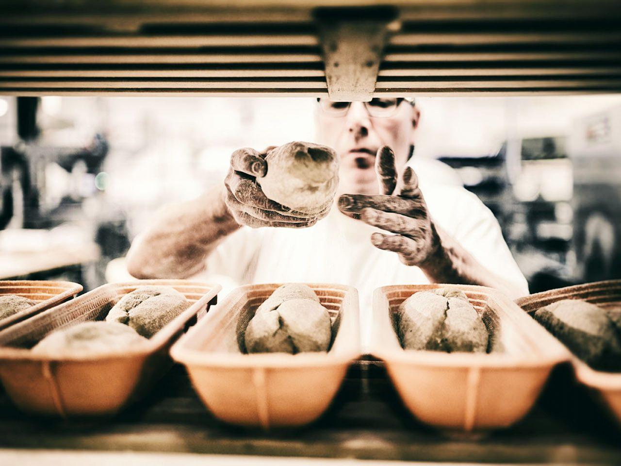 Bäcker bei Voigt